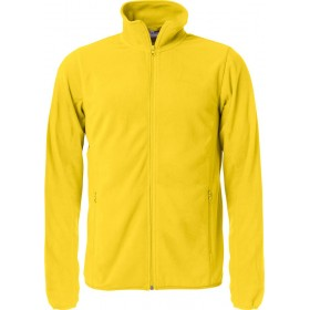 Veste Basic Micro Fleece Jacket Homme