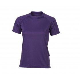 Tee-shirt respirant femme