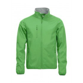 Softshell Basic Softshell Jacket Homme