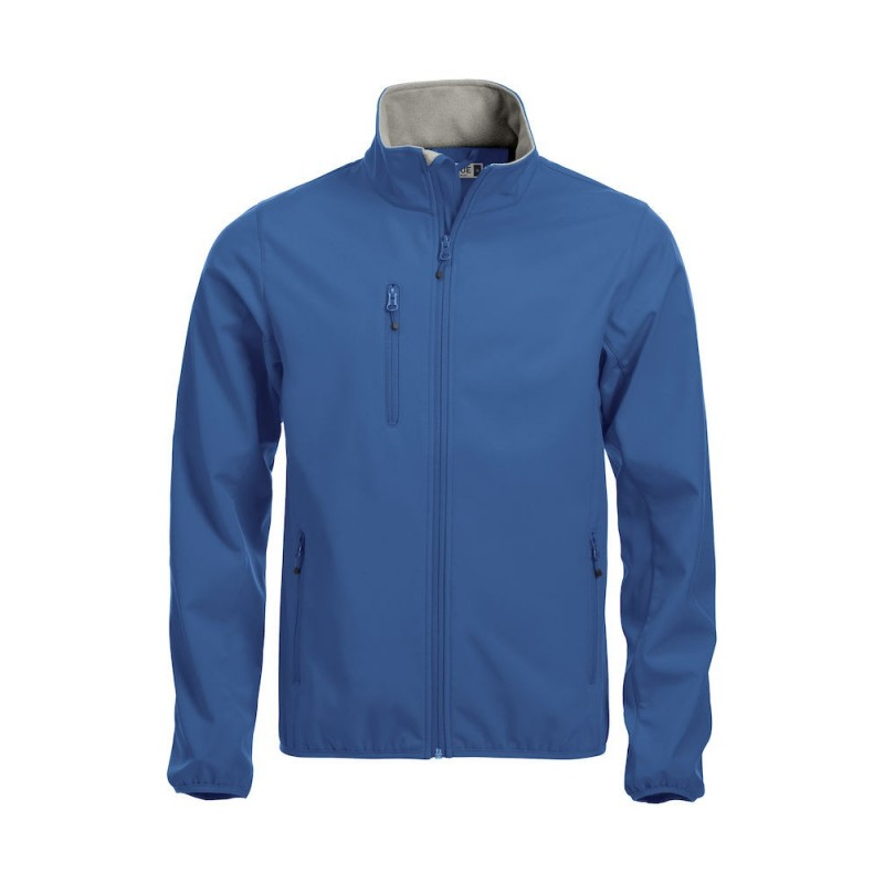 Softshell Basic Softshell Jacket Homme