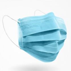 Masque chirurgicaux 3 plis Covid19
