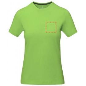 T-shirt manches courtes femme Nanaimo
