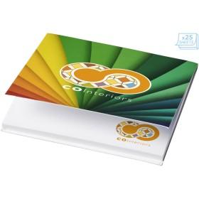 Post-its Sticky-Mate® avec couverture souple 75 x 75