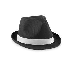 Chapeau de couleur en polyesterMO9342