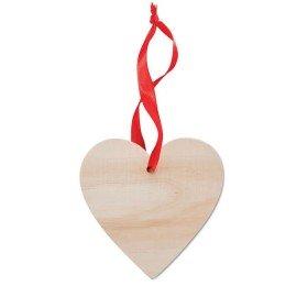 Décoration de Noël en bois     MO9376