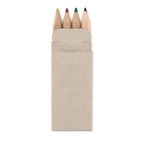 4 crayons de couleursMO8924