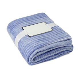 Couverture rayure  flanelle    MO9363