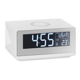 Horloge LED et chargeur sans fi